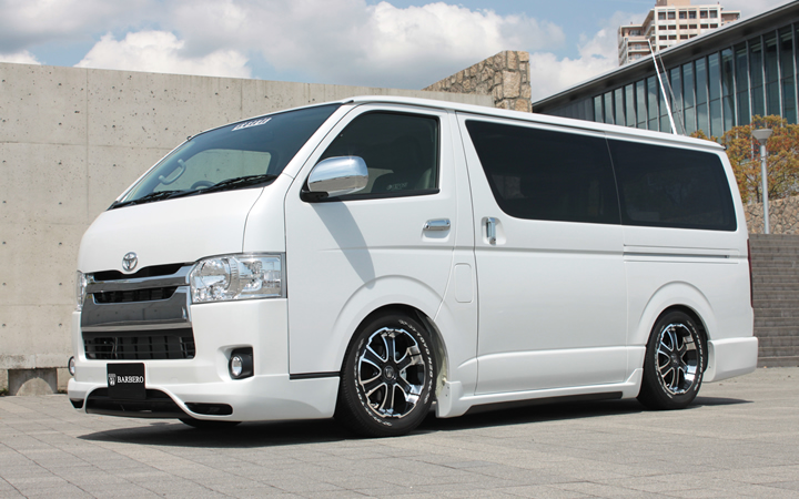 W-DEEPS [BLACK POLISH] (attached to HIACE)