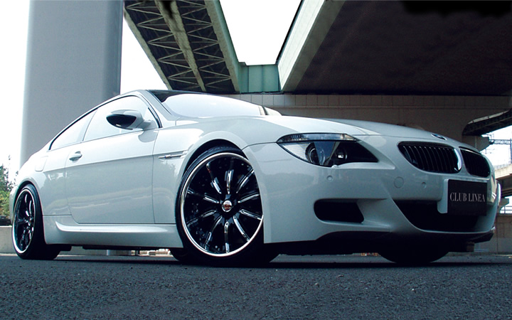 L368 [BLACK] (attached to BMW M6)