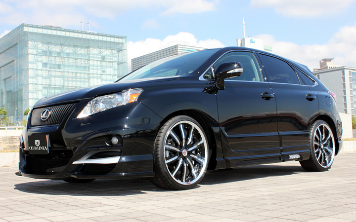 L368 -KING LABEL-[BLACK](attached to LEXUS RX)