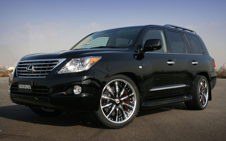 L368 -KING LABEL-[BLACK](attached to LEXUS LX)